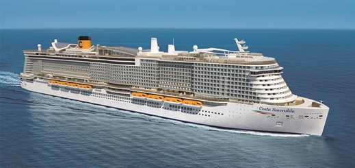 Costa Cruises to increase visits to Sicily and Sardinia in 2020