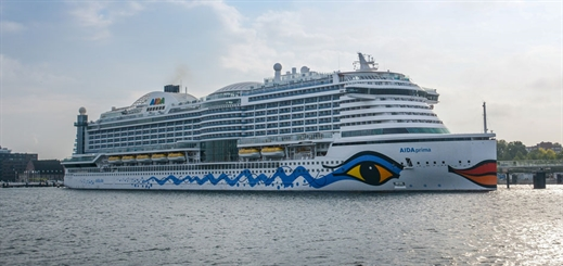 Port of Kiel surpasses cruise passenger record
