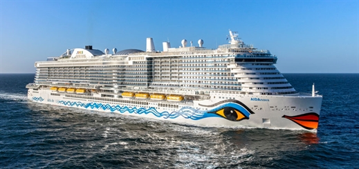 AIDA Cruises to pilot cruise industry's first fuel cell system