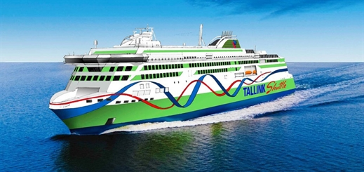 Deltamarin provides RMC with design services for Tallink ferry