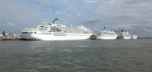 Columbus Cruise Center Bremerhaven breaks cruise passenger record
