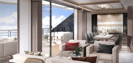 The Ritz-Carlton Yacht Collection to name first ship Evrima