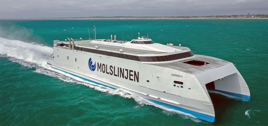 Austal to build new catamaran for Molslinjen