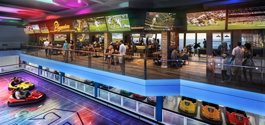 Royal Caribbean to introduce new features on Odyssey of the Seas