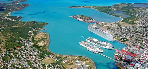 Global Ports Holding starts cruise operations in Antigua
