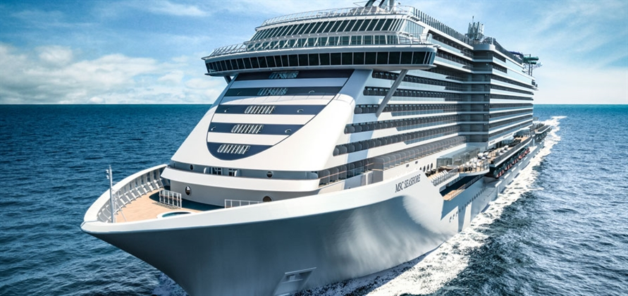 Redefining the concept of cruising at MSC Cruises