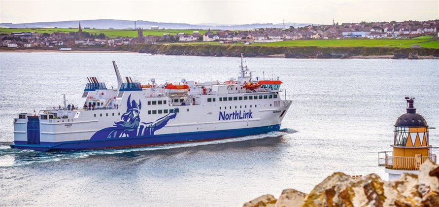 How Serco NorthLink is providing a Northern Isles lifeline