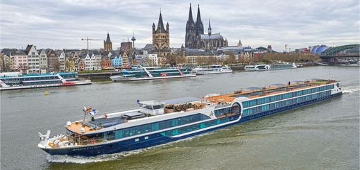Driving the rise of the river cruise sector