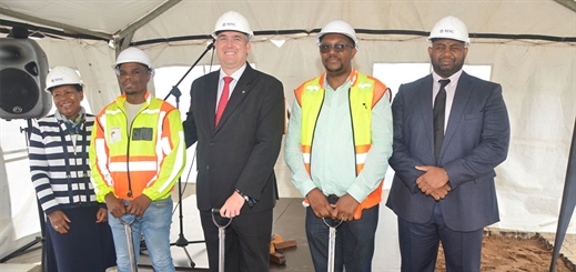 MSC Cruises begins construction of Durban cruise terminal