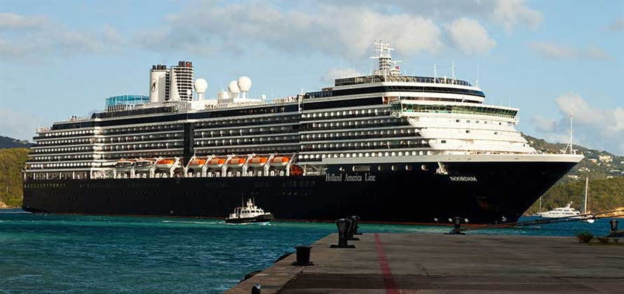 SMS Group refits guest cabins on two Holland America ships
