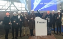 Saga Cruises celebrates Spirit of the Rhine keel laying