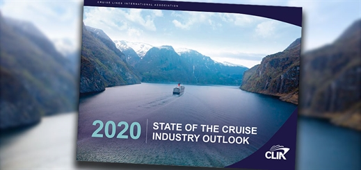 CLIA report reveals 32 million passengers set to cruise in 2020