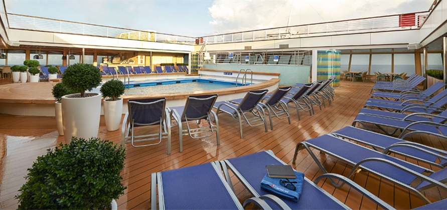 Carnival Cruise Line's renovation philosophy