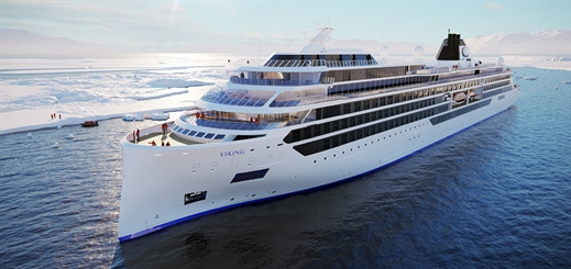 Viking Cruises launches Viking Expeditions