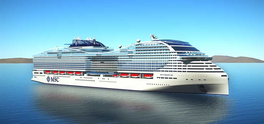 MSC Cruises to further expand fleet with two new cruise ships