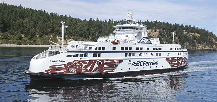 BC Ferries awards contract for new Salish-class vessel