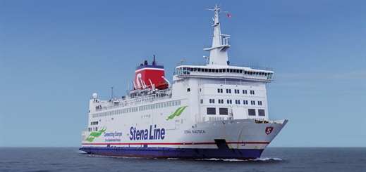Stena Line opens new ferry route between Denmark and Sweden