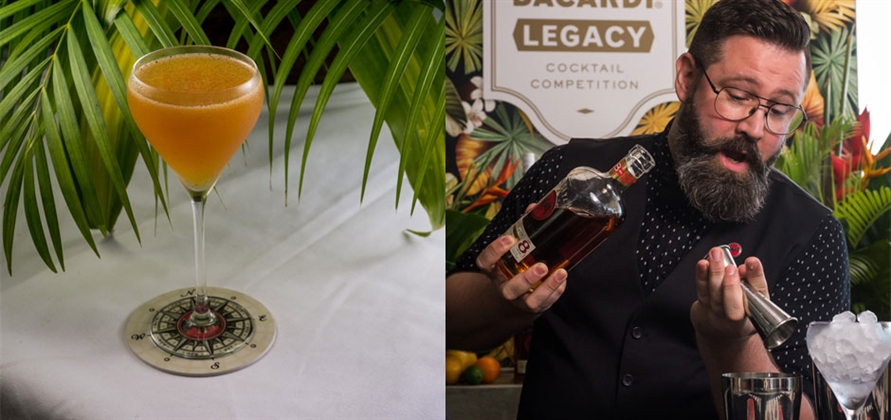 Tallink Silja bartender wins Bacardi Legacy Cruise Competition 2020