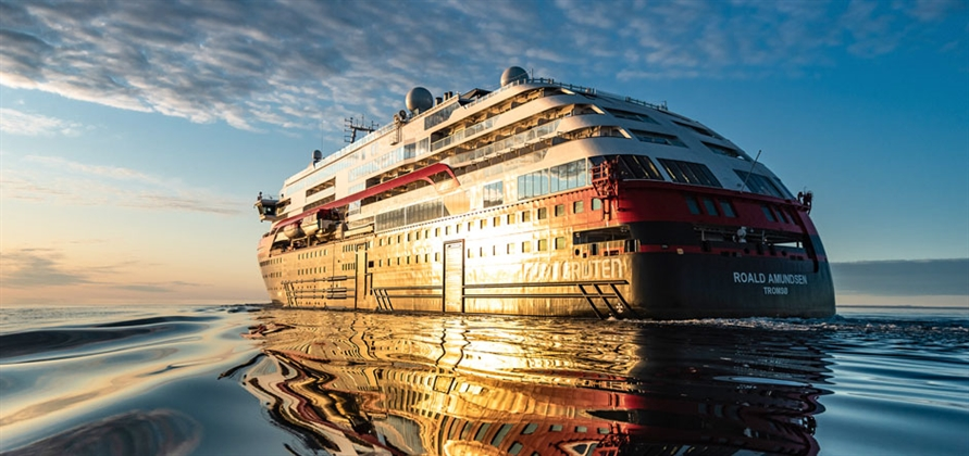 How Hurtigruten remains sustainable to the core