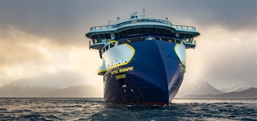 National Geographic Endurance completes sea trials