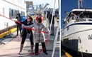 BC Ferries christens Island-class ferries