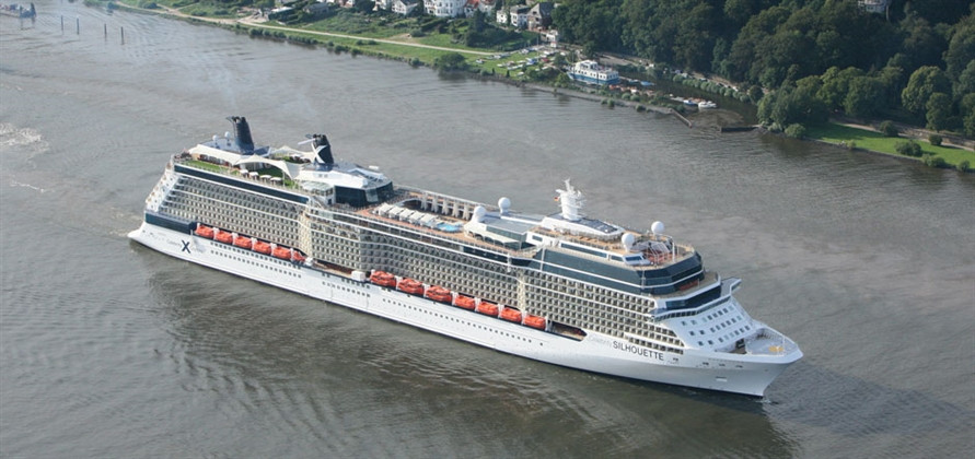 Celebrity Silhouette completes extensive refit