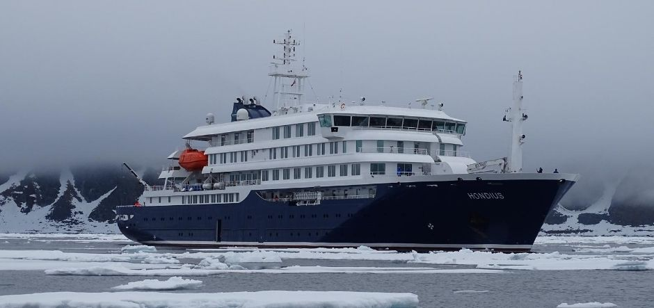 Schottel To Provide Propulsion For New Oceanwide Expeditions Ship