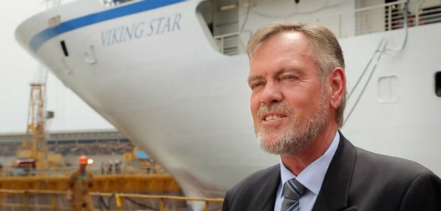 Viking Star captain appointed