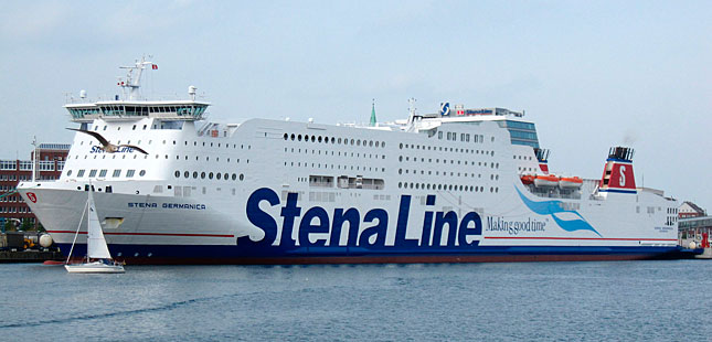 Stena ferry converts to methanol