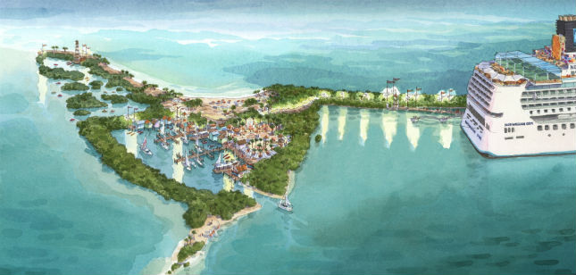 Norwegian to build in Belize