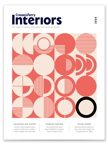 Cruise and Ferry Interiors