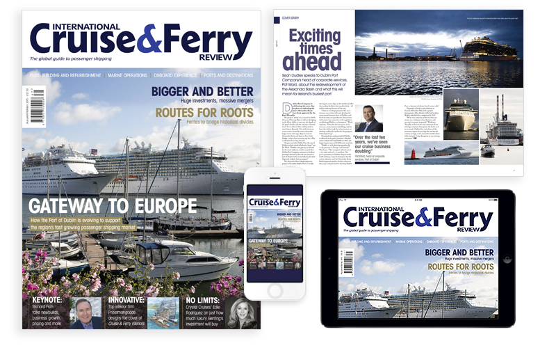 International Cruise and Ferry Review Autumn 2015