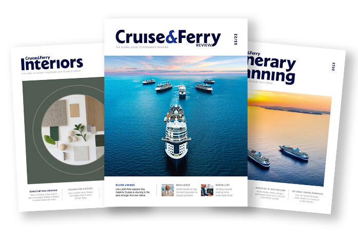 International Cruise and Ferry Review Spring 2019
