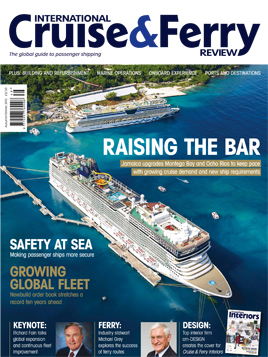 International Cruise and Ferry Review - Autumn 2016