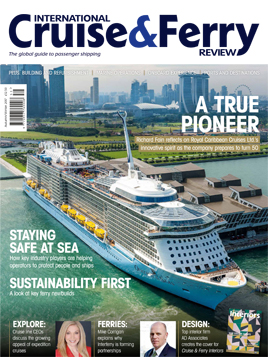 International Cruise and Ferry Review - Autumn 2017