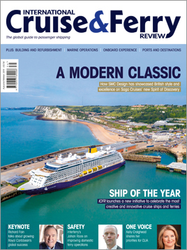 International Cruise and Ferry Review - Autumn 2019