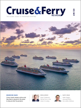International Cruise and Ferry Review - Autumn 2021