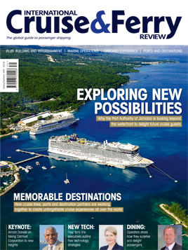 International Cruise and Ferry Review - Spring 2019