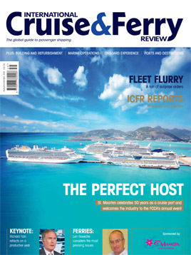 International Cruise and Ferry Review - Spring 2016