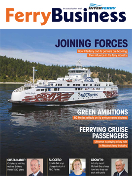 Ferry Business Spring/Summer 2018