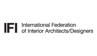 The International Federation of Interior Architects / Designers Logo